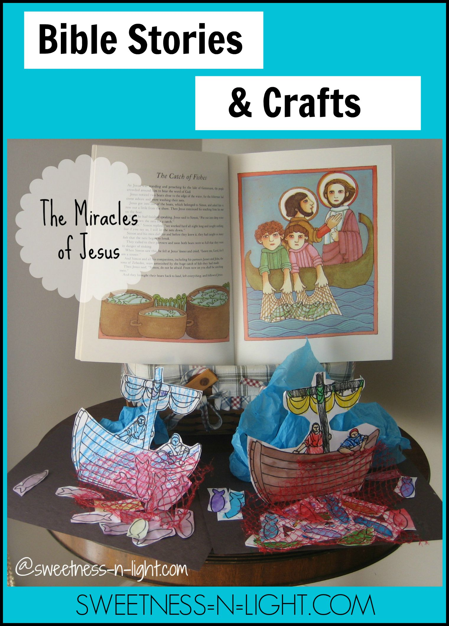 Bible Stories & Crafts