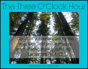 The Three O'Clock Hour