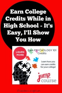 Want to Get a Jumpstart On A College Degree?