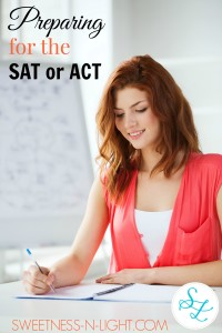 Preparing for the SAT/ACT