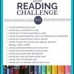 Books and Reading in 2016 – A Reading Challenge