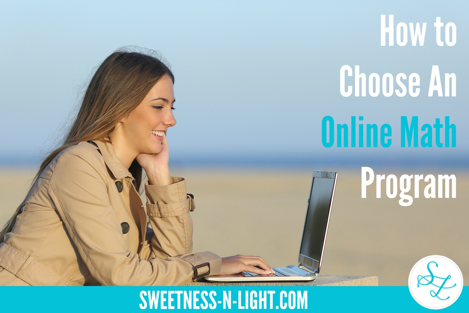 How to Choose an Online Math Program - Sweetness-n-Light