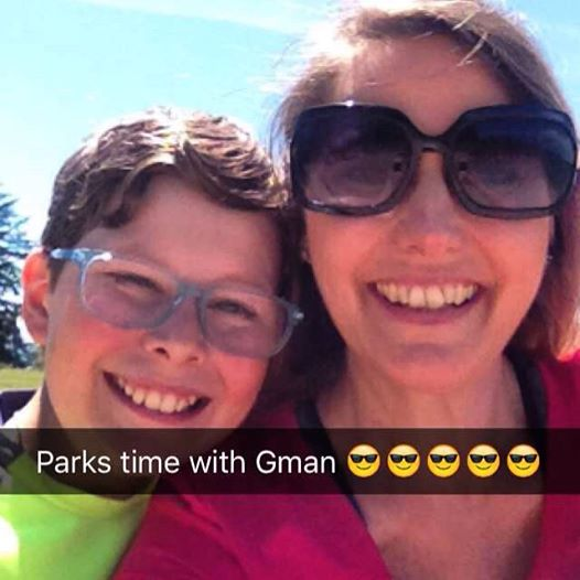 Park Time With Gman