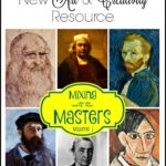 Mix it Up With the Masters – New Art & Creativity Resource