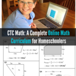 CTC Math: A Complete Online Math Curriculum for Homeschoolers